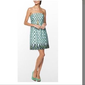 Lilly Pulitzer Strapless Rope Dress